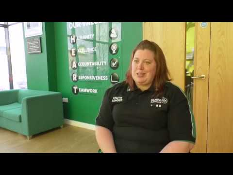 Cadets From St John Ambulance Charity Hold An Open Day