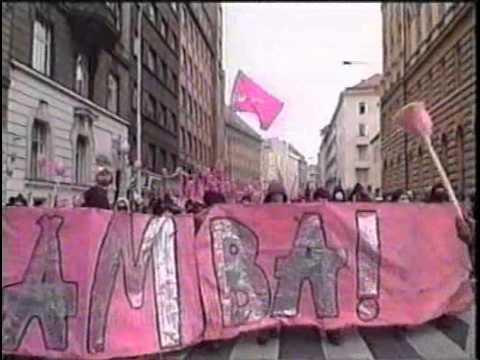 Rebel Colours - Prague 2000