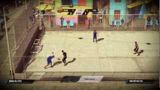 Fifa Street - Buenos Aires - 2v2 Panna Rules