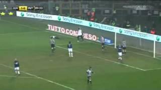 Juventus-Inter 1-0 Traversa Di Eto