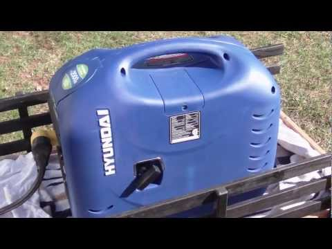 Honda eu2000i vs yamaha ef2000is sound comparison for Honda vs yamaha generator
