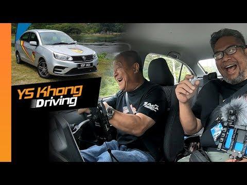 Proton Saga 2019 Test Drive (Pt.2): No More CVT - Is 4AT Better?   YS Khong Driving