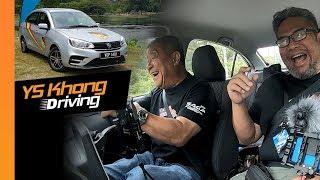 Proton Saga 2019 Test Drive (Pt.2): No More CVT - Is 4AT Better? | YS Khong Driving