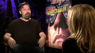 Rene Russo Swears for JoBlo Interview - Nightcrawler (HD) JoBlo.com Exclusive