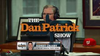 Pittsburgh Penguins Sidney Crosby on The Dan Patrick Show (Full Interview) 6/27/17