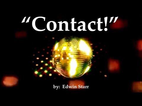 Contact! - 1978 (Eye to Eye Contact) w/lyrics  ~  Edwin Starr