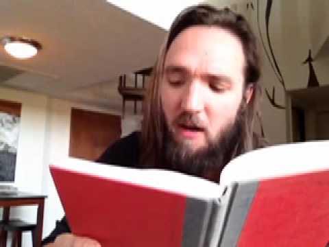 The Wolf by Amanda Grihm read by Actor, Matt Lasky.mov