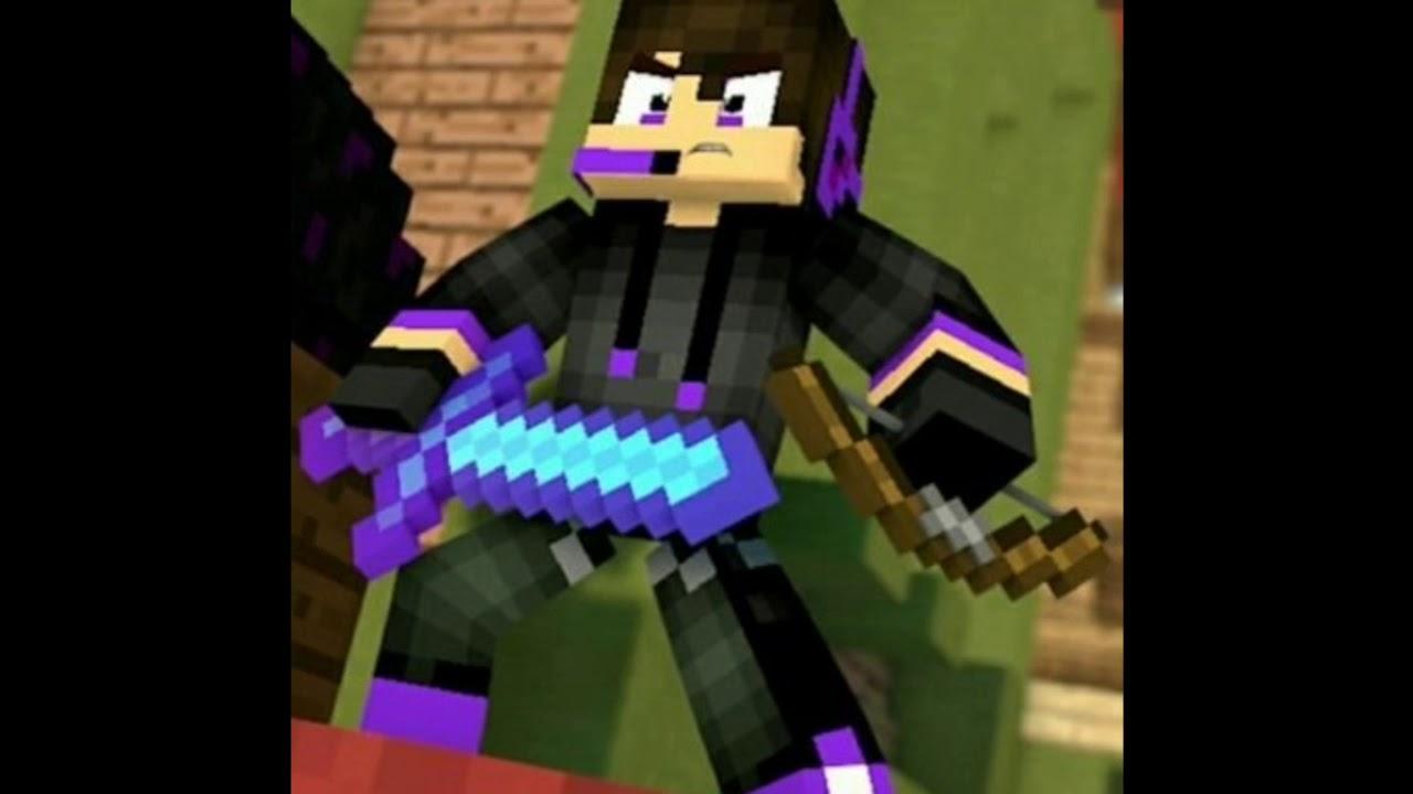 Ender dragon boy, download skin - YouTube