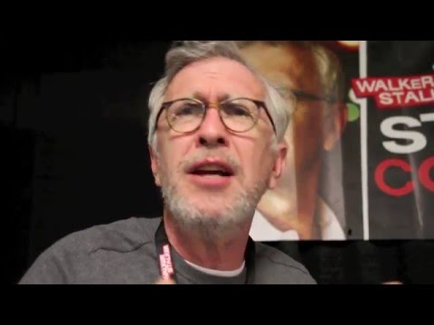 Walker Stalker Con NY/NJ - Steve Coulter Interview by Donald Hanson