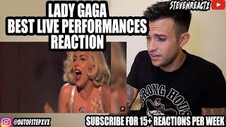 Download Lady Gaga Best Live Vocals REACTION Mp3 and Videos