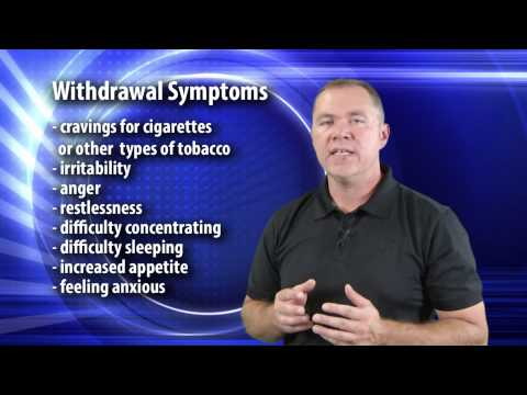 You Can Quit – Dealing with Nicotine Withdrawal Symptoms