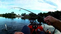 Fishinig in Faith vlog 21- Trout fishing in Cinco Bayou, Florida