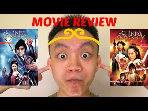 A Chinese Odyssey Part 1 & Part 2 | Movie Review