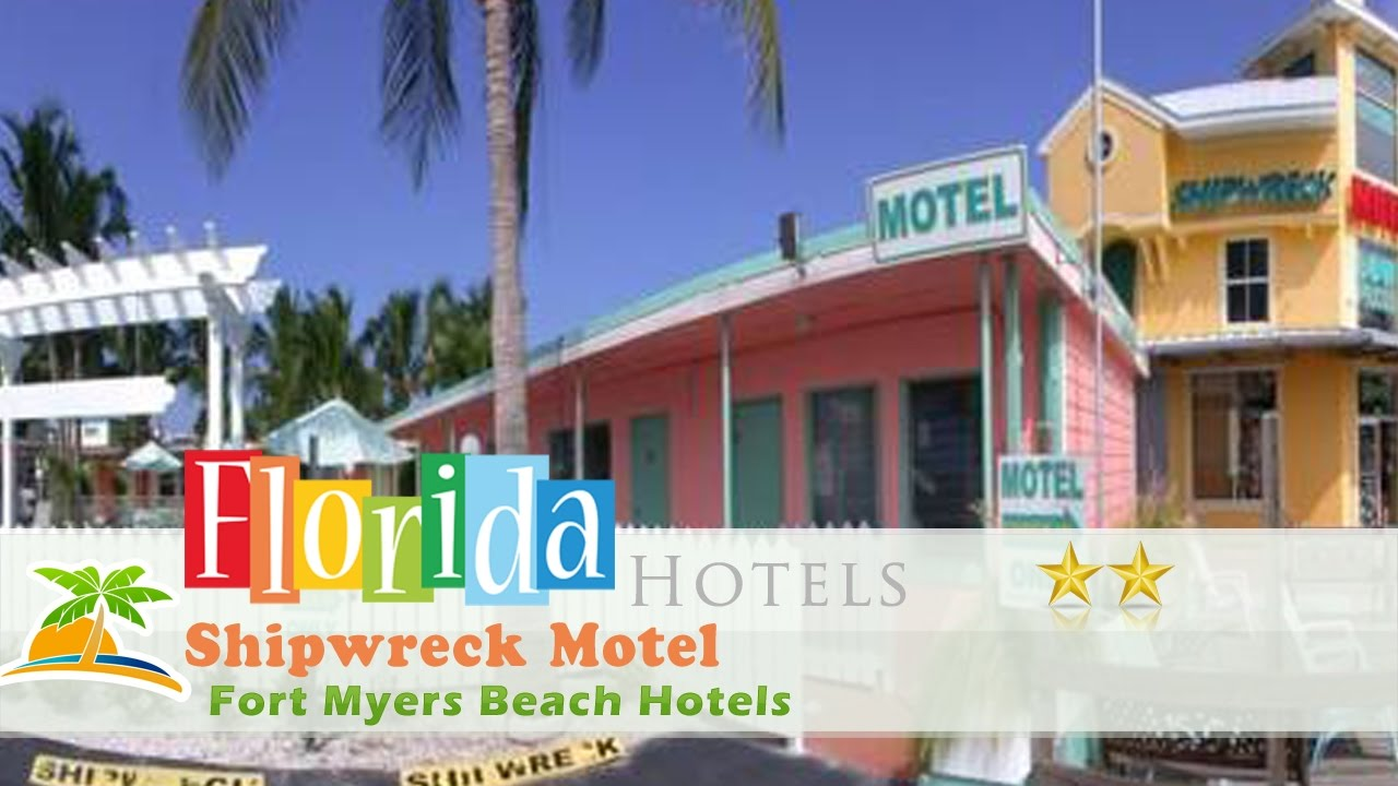 Shipwreck Motel Fort Myers Beach Hotels Florida