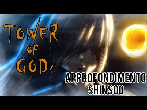 APPROFONDIMENTO SHINSOO | Tower of God