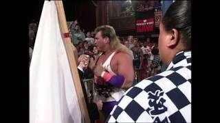 Yokozuna (Heavyweight Champion) Interview / Crush confronts him HD - Jul. 1993