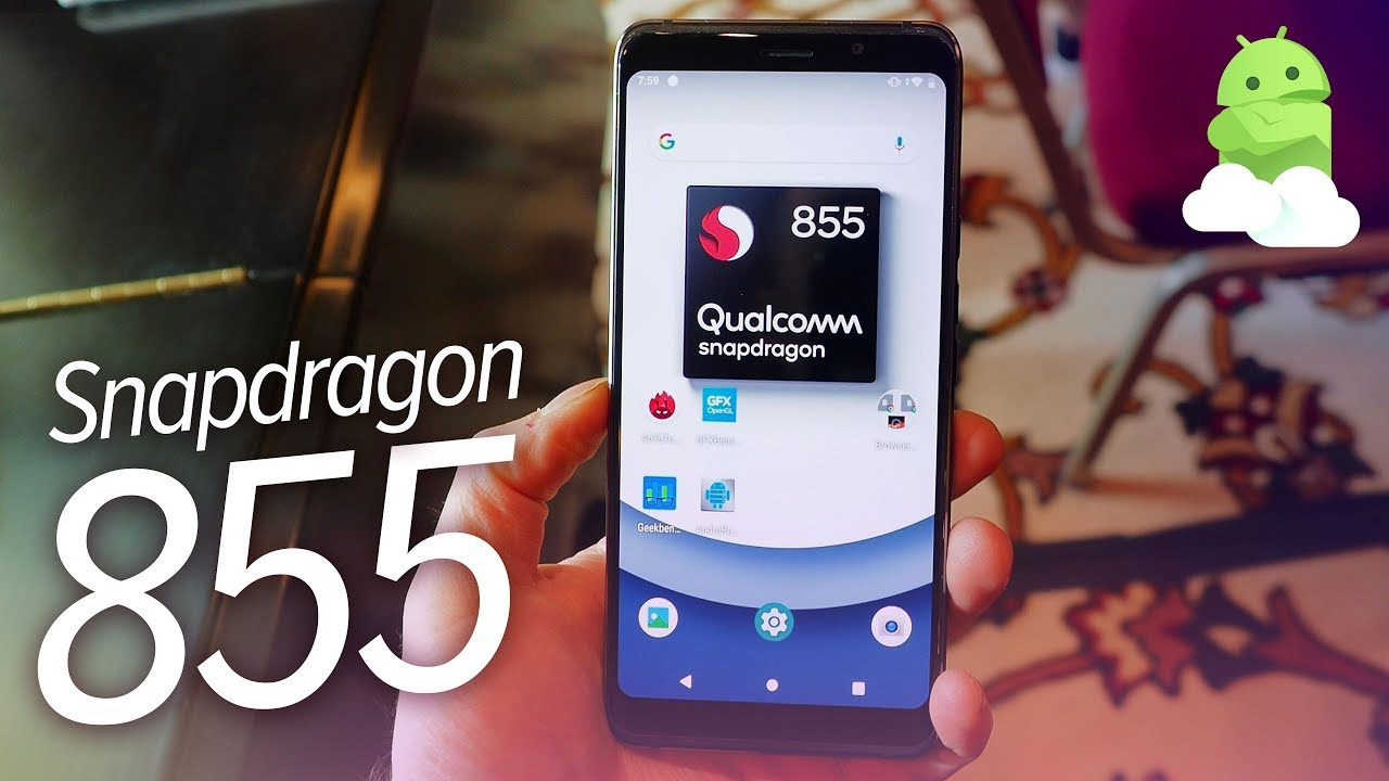 Snapdragon 855: Benchmarking the 2019 flagship chip!