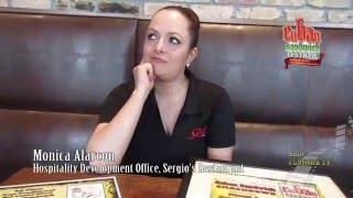 Sergios Restaurant Interview