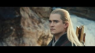 Хоббит: Пустошь Смауга   The Hobbit: The Desolation of Smaug — Английский трейлер #2 (2013)