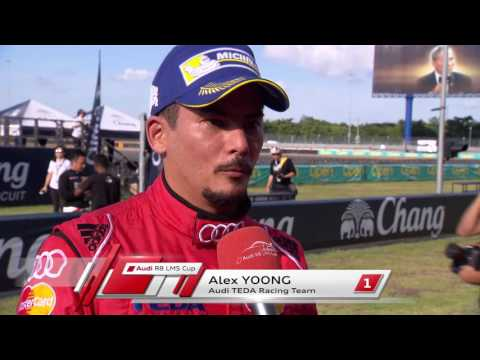 Rounds 3 and 4 in Buriram, Thailand: Highlight Show | Audi R8 LMS Cup 2016