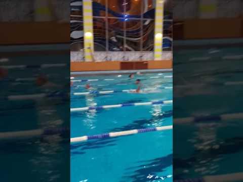 Тест по плаванию , 1 км 🏊