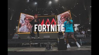 "(FREE) Trippie Redd X Lil Yachty Type Beat 2018 - ""Fortnite""