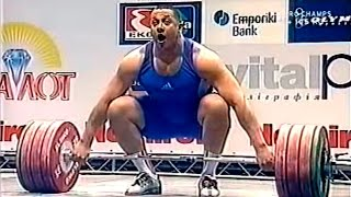 2004 European Weightlifting Championships +105 kg class \ Чемпионат Европы