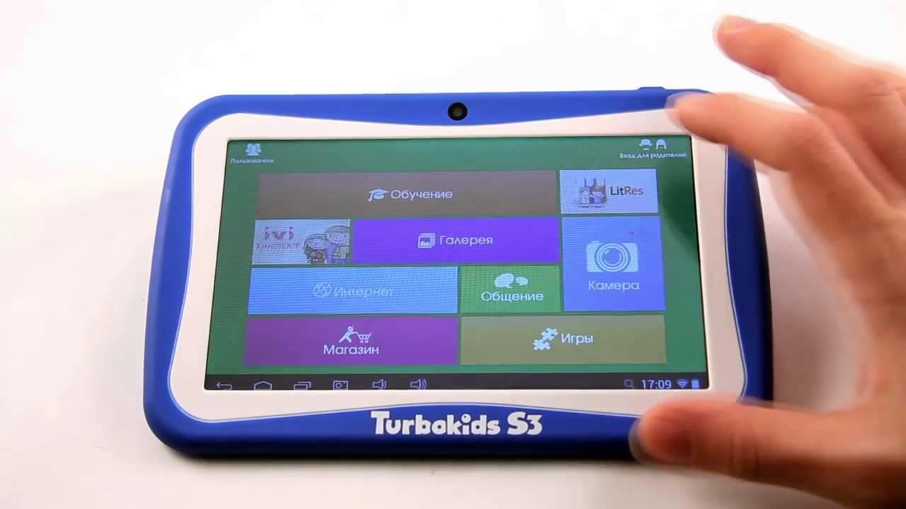 Подарок для Николь планшет TurboKids Princess / Распаковка , Обзор .