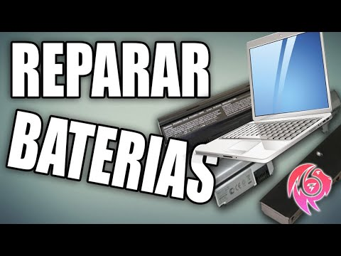 COMO REPARAR BATERÍA DE LAPTOPS (FACIL Y RAPIDO) -2017
