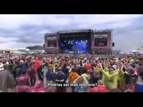 Simple Plan Your Love Is A Lie Live Subtitulado en español