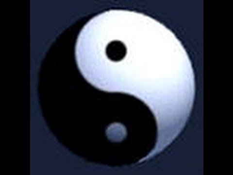 YIN AND YANG, THE DUALITY...of life!