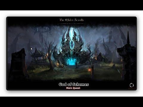 ESO -God of Schemes - Final Quest and Final Boss Battle