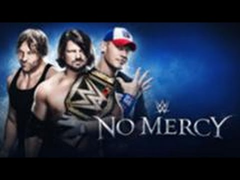 ***Added vocals by me*** WWE No Mercy Theme Custom Extended EDIT - KIT (No Mercy)