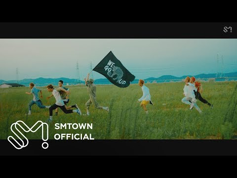 NCT DREAM 鞐旍嫓韹� 霌滊 'We Go Up' MV