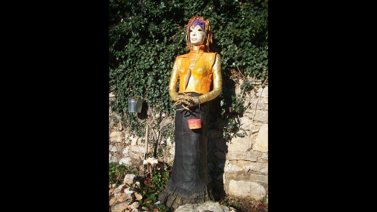 Sculpture Grillage A Poule tutoriel de réalisation d'une sculpture sur armature de grillage