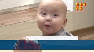 Полуторагодовалому малышу из Караганды срочно нужна помощь