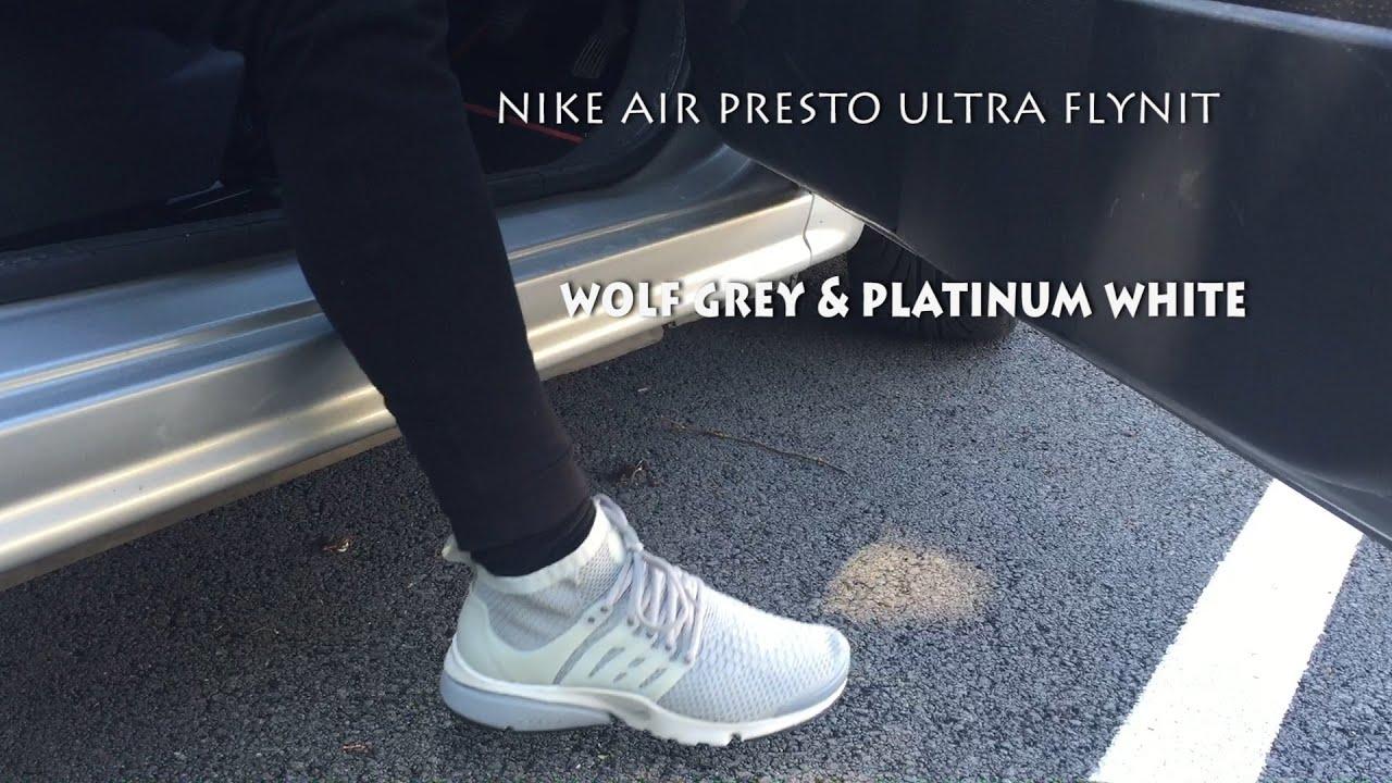 sale retailer c6757 49ec6 Nike Air Presto Ultra Flyknit - Review + On Feet