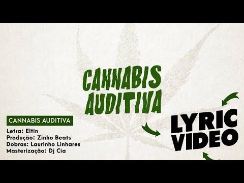 Eltin - Cannabis auditiva (LYRIC VÍDEO)