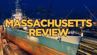 World of Warships - Massachusetts Review