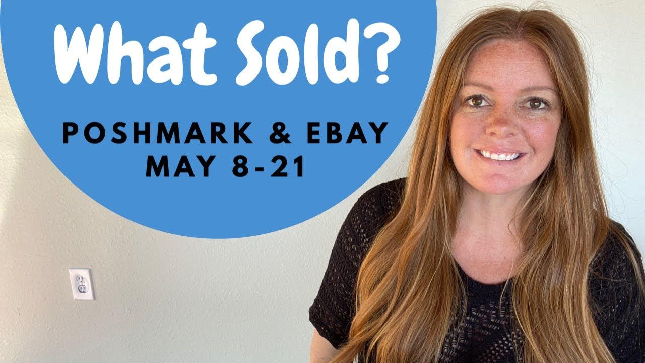 Finally....Some Good Sales!! - Poshmark & EBay