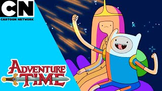 Adventure Time | Slumber Party Panic | Cartoon Network