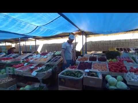 Рынок города Сорочинска