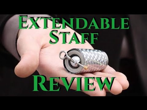 Extendable Staff Review | Weapon Log