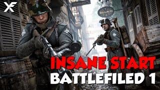 Insane Start - Battlefield 1 Squad Up