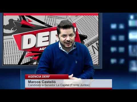 Marcos Castelló: Tenemos que esforzarnos para que los chicos estén contenidos