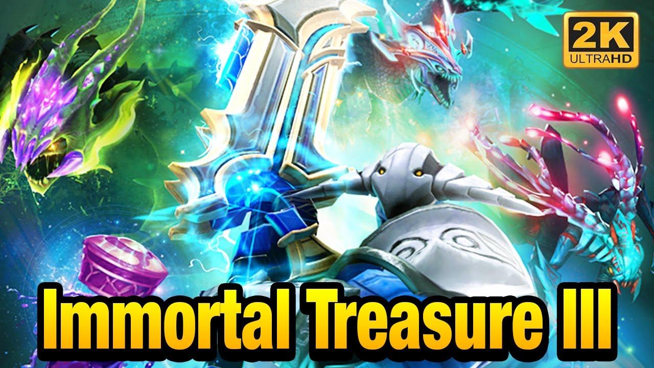 Immortal Treasure I: The International 2017 Dota 2