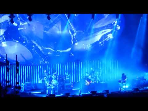 Radiohead  -There There  en Lima Peru 2018
