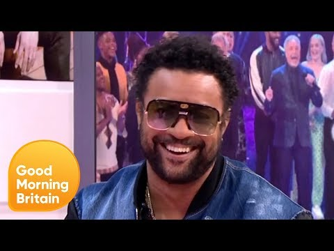 Shaggy on His Military Days and Working With Sting | Good Morning Britain