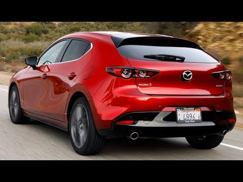 2019 Mazda 3 Hatchback, Redesign, Release Date, & Price >> 2019 Mazda3 Hatchback Interior Exterior And Drive