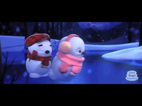 Little Snowflake   Original Nursery Rhyme   Super Simple Songs